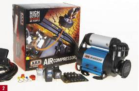 ARB CKMA12 High Output Air Compressor Kit