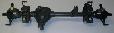 ECGS - Dana 30 High Pinion Complete Axle Assembly