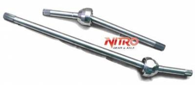 Nitro Toyota FJ80 - FZJ80 Axle Shaft Kit (30 Spline) - AX TBIRF-FJ80