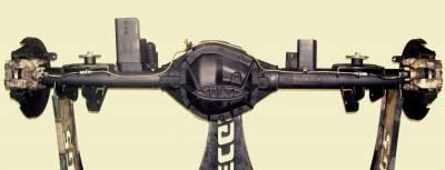 ECGS - DANA 60 ZJ REAR BOLT IN AXLE ASSEMBLY (SEMI FLOAT 5X4.5 / 5X5.5) - Image 1
