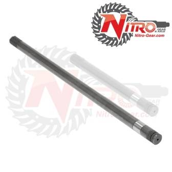Nitro Gear - 91-97 FZJ80 LH Inner 4340 Axle Shaft (Long Side)