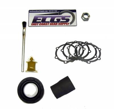 "ECGS - GM 14 Bolt 10.5"" Full Float Install Kit - MINI"
