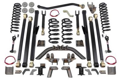 "Clayton Off Road - CLAYTON TJ 4.0/5.5"" LONG ARM STRETCH KIT - Image 1"