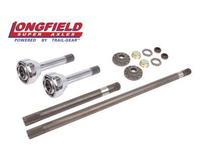 Trail-Gear - Longfield 30 Spline Axle/Birfield Super Set, Gun Drilled