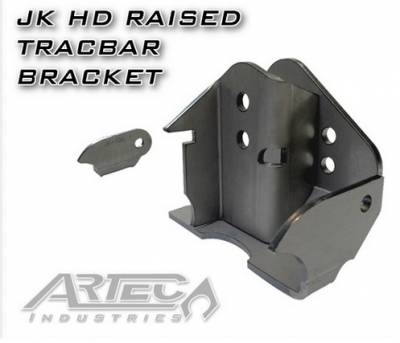 Artec Industries - Artec JK Heavy Duty Raised Tracbar Bracket