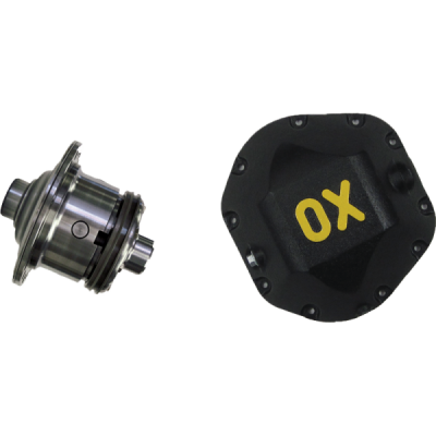 OX-USA - OX Locker Dana 44 3.73 & Down - 35 Spline