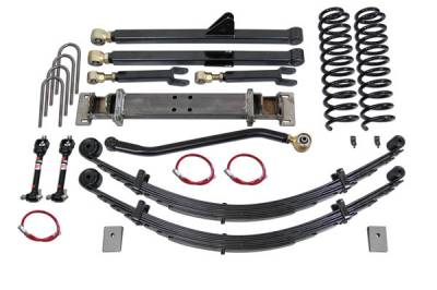 "Clayton Off Road - CLAYTON XJ 4.5"" LONG ARM KIT"