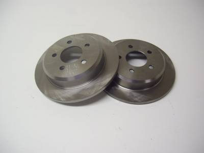 ECGS - Ford 8.8 Disc Brake Rotors
