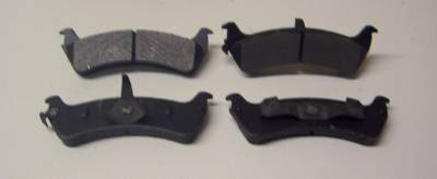 ECGS - Ford 8.8 Disc Brake Pads