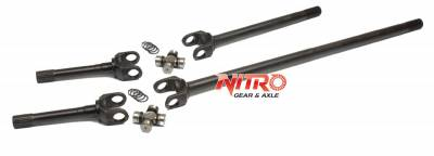 Nitro Gear - NITRO Dana 30 Chromoly Axle Shaft Kit