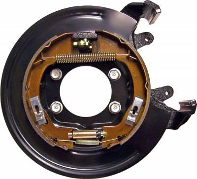 ECGS - Ford Explorer 8.8 & D44 Left Backing Plate - Image 1