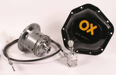 OX Locker Dana 44 JK - 30 Spline - 3.73 & down Ratio