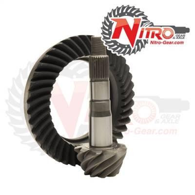 "Nitro Gear - Toyota 8"" Reverse, Clamshell IFS, 4.88 Ratio, Nitro Thick Ring & Pinion"