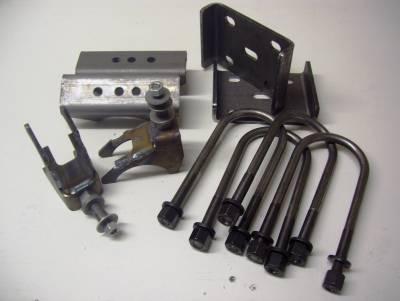 ECGS - Ford 8.8 LEAF SPRING XJ SWAP KIT - Image 1