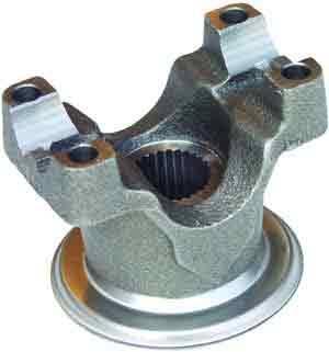 ECGS - Ford 10.25/10.5 1350 Long Pinion Yoke - Strap Style