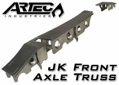 Artec Industries - JK 30 Front - Artec Truss System