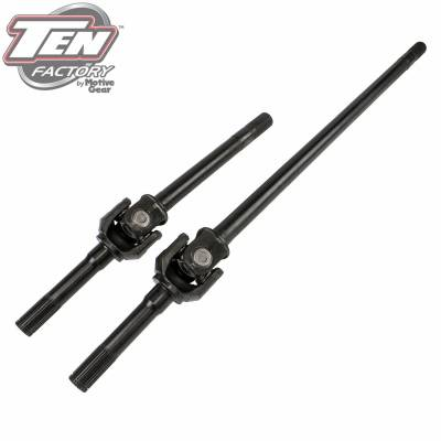 Ten Factory - Dana 44 Scout Front Chromoly Shaft Kit