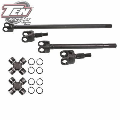 Ten Factory - Ten Factory Dana 44JK Front Shaft Kit