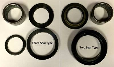 ECGS - DANA 60 SPINDLE BEARING & SEAL KIT