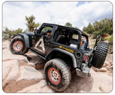 ARB® - ARB JEEP WRANGLER JK TRACTION PACK (D30-D44-CKMA12)