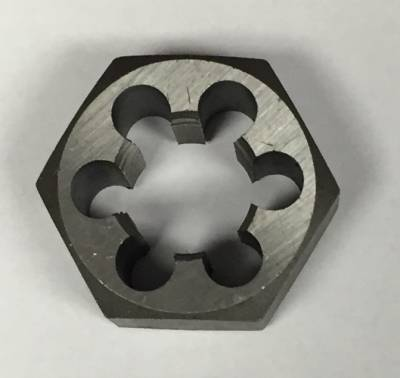 ECGS - 22MM X 1.5 Carbon Steel Re-threading Die