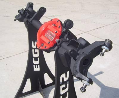 ECGS - Dana 489 High Pinion TJ, XJ, ZJ Front Bolt in Axle Assembly