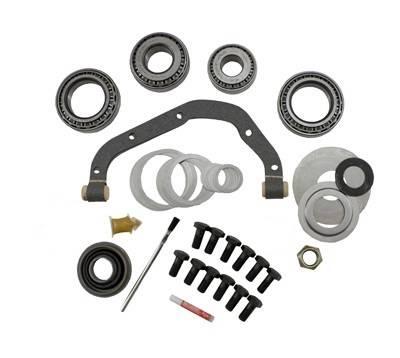 ECGS - Dana 70U Install Kit - MASTER