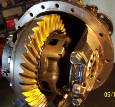 """ECGS - Toyota 7.5"""" Low Pinion 3rd Front"""