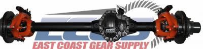 ECGS - Dana 60 HP Kingpin Front Axle - TJ/XJ/MJ/ZJ