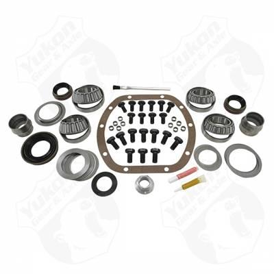 ECGS - Dana 30 JK - Master Install Kit