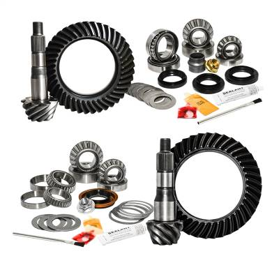 "Nitro Gear - 2016 & Newer Toyota Tacoma 8.75"", 4.88 Ratio, Nitro Front & Rear Gear Package Kit - Image 1"