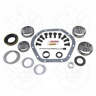 ECGS - Terramite Rear Axle Bearing Kit
