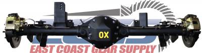 ECGS - Dana 489 MJ Rear Bolt In Axle Assembly - 35 Spline