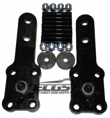 ECGS - Dana 60 High Steer Arm Kit - Image 1