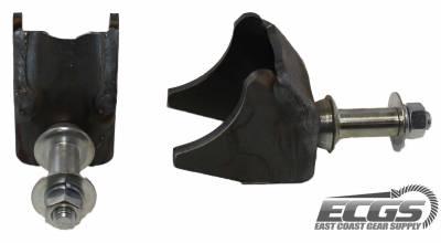 ECGS - XJ Rear Shock Mounts - Pair - Image 1