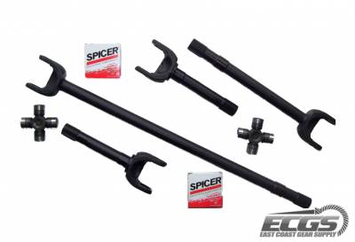 ECGS - '88-'98 Ford Dana 60 Chromoly Kit - Image 1