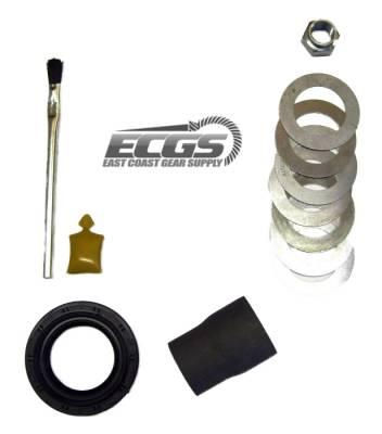 "ECGS - Toyota 8"" Install Kit - MINI - Image 1"