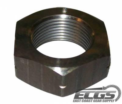 """ECGS - 7/8""""x18TPI LH Jam Nut - Image 1"""