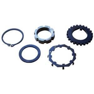 Stage 8 Locking Fasteners - Dana 60/70/GM14TSpindle Nut Kit- X-LOCK - Image 1