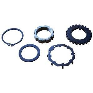 "Stage 8 Locking Fasteners - Toyota 8"" Spindle Nuts - X-Lock - Image 1"