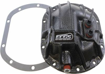 ECGS - Dana 30 Nodular Iron Diff Cover - Image 1