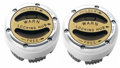 Warn - Warn Dana 60 35 Spline Premium Hubs - Image 1