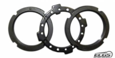 ECGS - Dana 60/70/GM14T SPINDLE NUT KIT - Image 1
