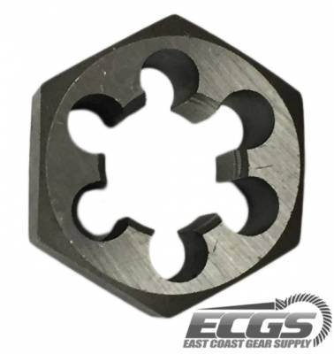 ECGS - 20MM X 1.5 Carbon Steel Re-threading Die - Image 1