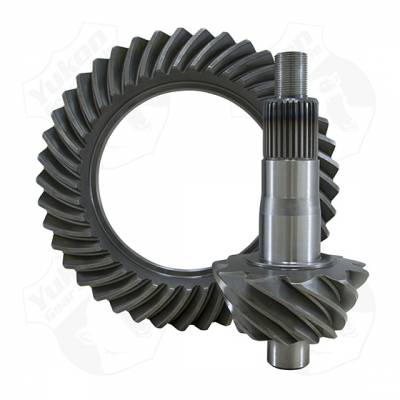 "Yukon Gear - YUKON GM 14 BOLT 10.5""- RING & PINION 4.56 Thick - Image 1"