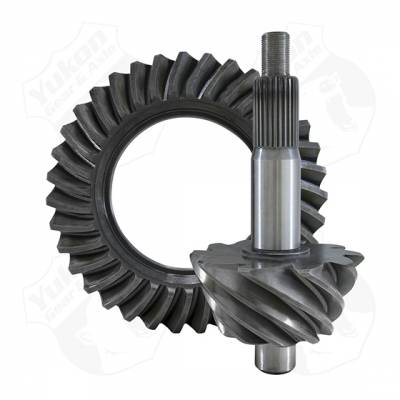 "Yukon Gear - Ford 9"" - 4.56 Pro Yukon Ring and Pinion - Image 1"