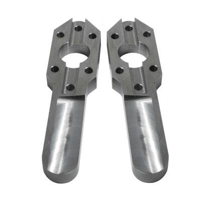 Solid Axle - Solid Axle High Steer Arms and Caps 6 Hole - Image 1