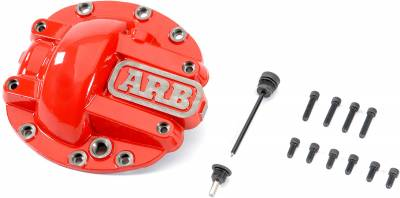 ARB® - DANA 30 ARB DIFF COVER - RED - Image 1