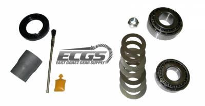 "ECGS - GM 12 Bolt 8.875"" Car Install Kit -PINION - Image 1"
