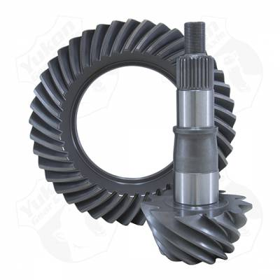 Yukon Gear - Yukon Ford 8.8 Ring and Pinion - 3.55 - Image 1